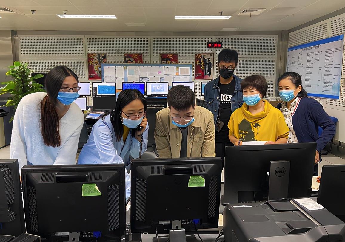 华北空管局通信网络中心完成甚高频传输设备电源调整工作