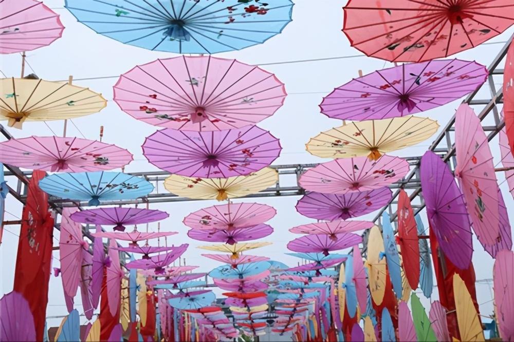 河南驻马店汝南县东方神韵景区首届风车文化节即将开幕