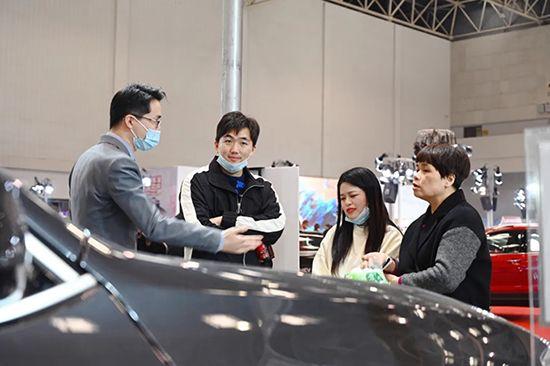 车展回顾 | 第39届柯桥轻纺城(春季)汽车博览会圆满落幕