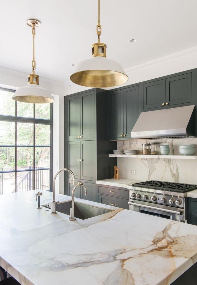 预算有限下的厨房翻新改造 这些方法简直太适合了