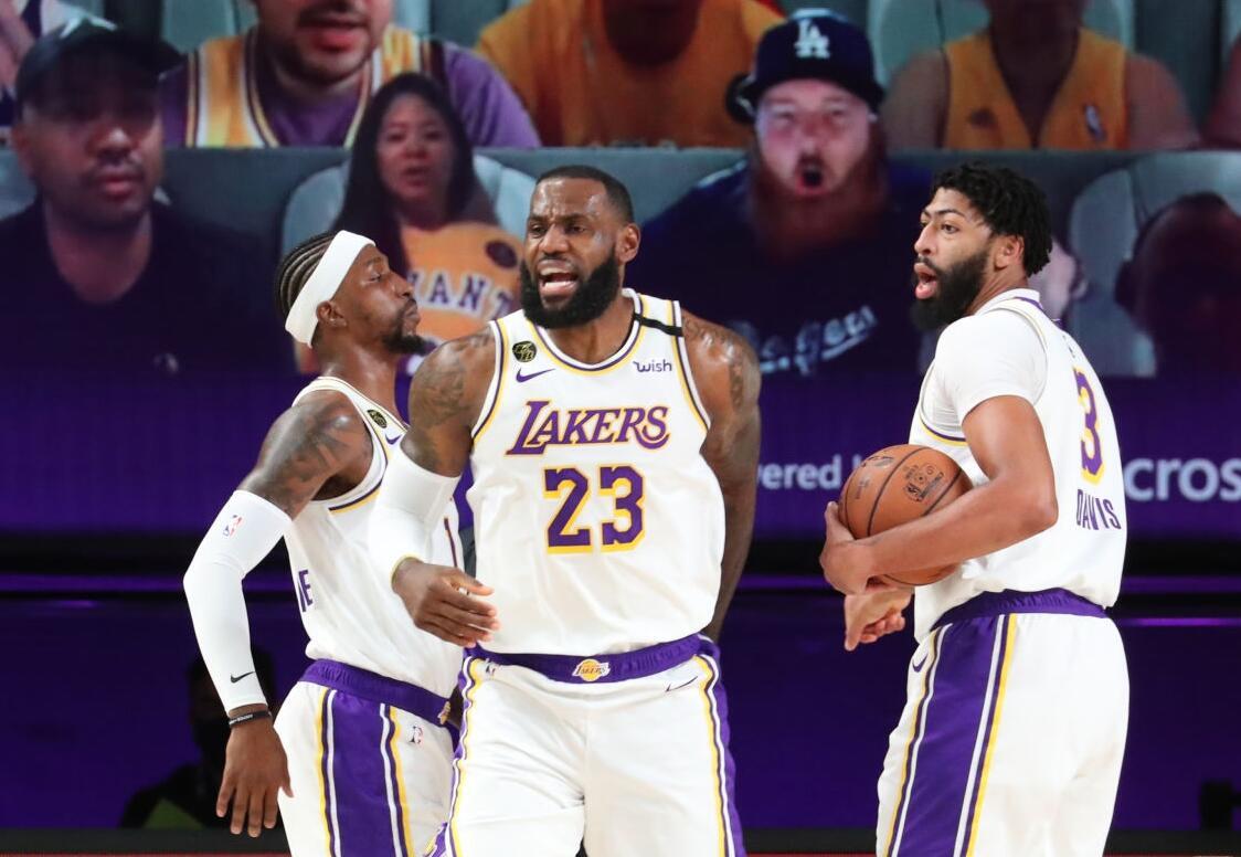最新奪冠賠率出爐:湖人領跑榜首,熱火第二,金塊仍是倒數第一!-黑特籃球-NBA新聞影音圖片分享社區