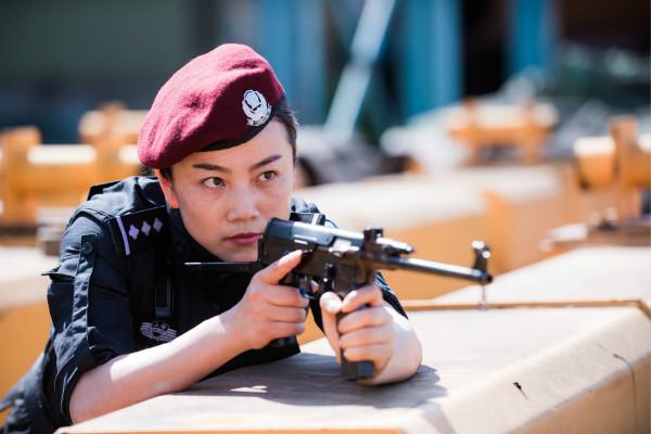 """打造世界***!上海警方""""智慧训练""""系统赋能全警大练兵"""