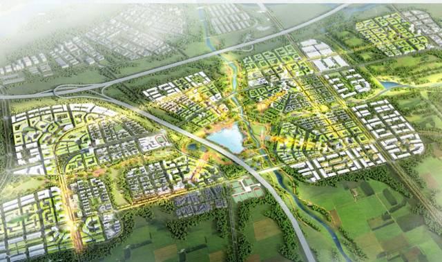 沣西新城,未来大西安硬核之地