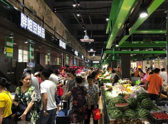 """菜市场将被""""取代""""?社区团购走进社区,或成下一个风口"""