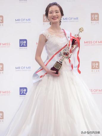 日本最美女大學生評選結果出爐!真人與照片差距太大引爭議?