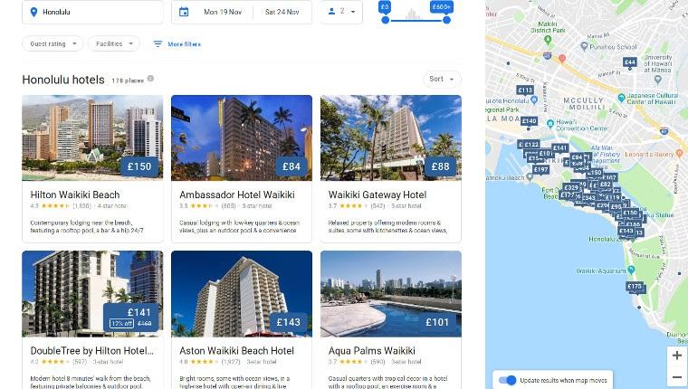 谷歌因对该酒店进行私下评级而在法国被罚款110万欧元