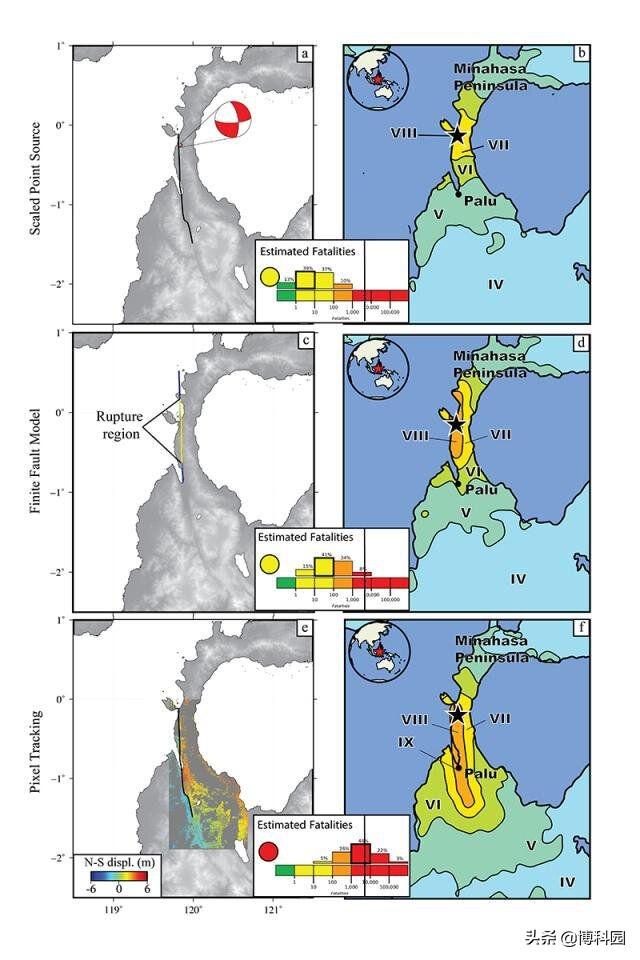 卫星观测能提高地震监测、反应能力