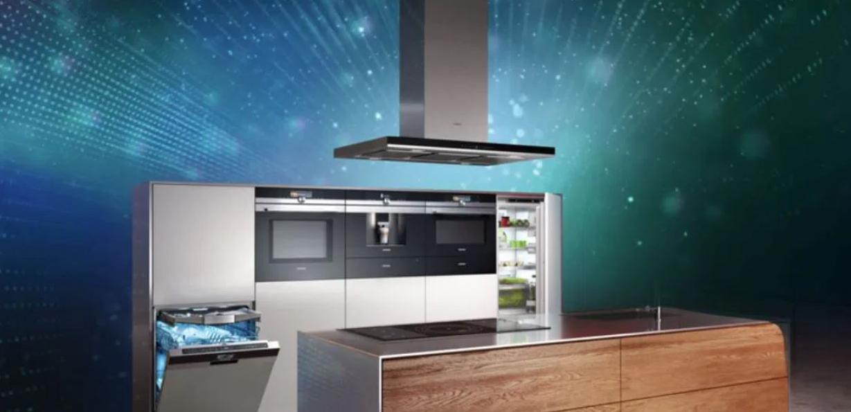 """西门子未来厨房,迈出""""家庭自动化""""解决方案第一步"""