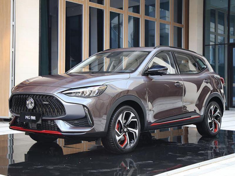 """名爵新SUV,中文名"""" 领航"""",预计10月17日上市,配1.5T/2.0T"""