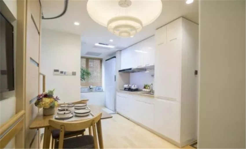 日本设计师改46㎡老公房,设电梯扩大卫生间,设计细节让人感动