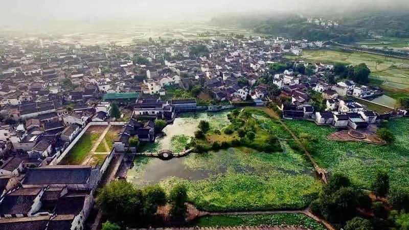 四月最不能辜负的10座江南古镇,你去过几个?