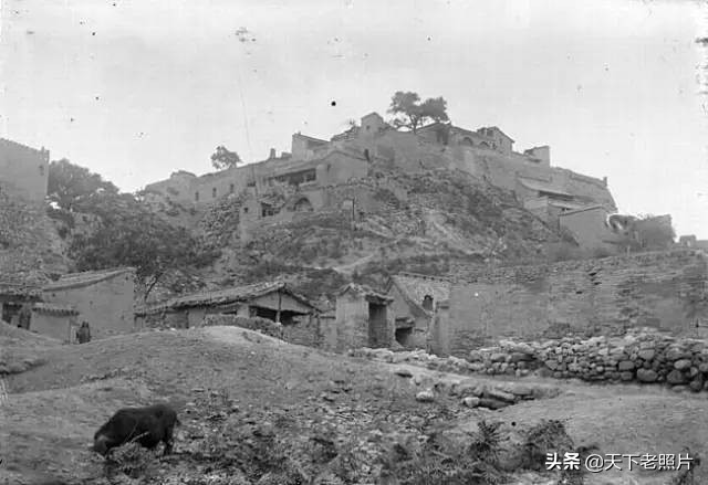 1907年山西老照片,110年前的山西灵石、绛州、代县风貌