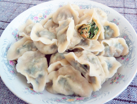 韭菜虾仁馅饺子的做法 韭菜鲜香不出水