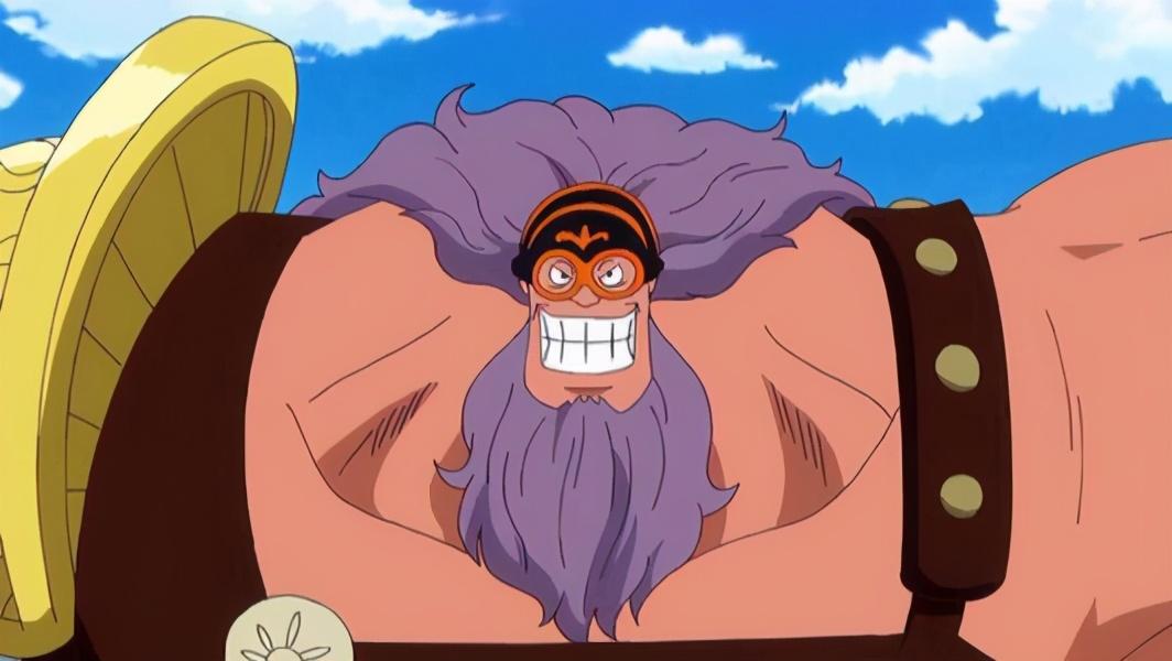 海賊王中的5位紫發強者,兩位屬於夏洛特家族,一位桃李滿天下