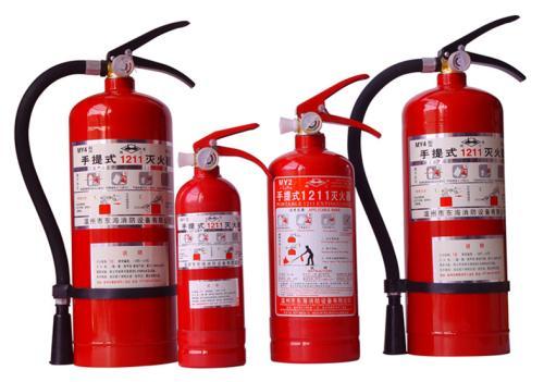 「消防设备大普及」灭火类---1211灭火器是什么?