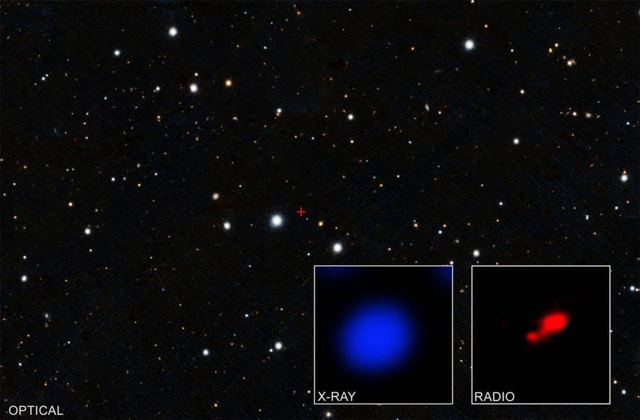 庞大而饥饿——2019年关于黑洞最主要的七个发现