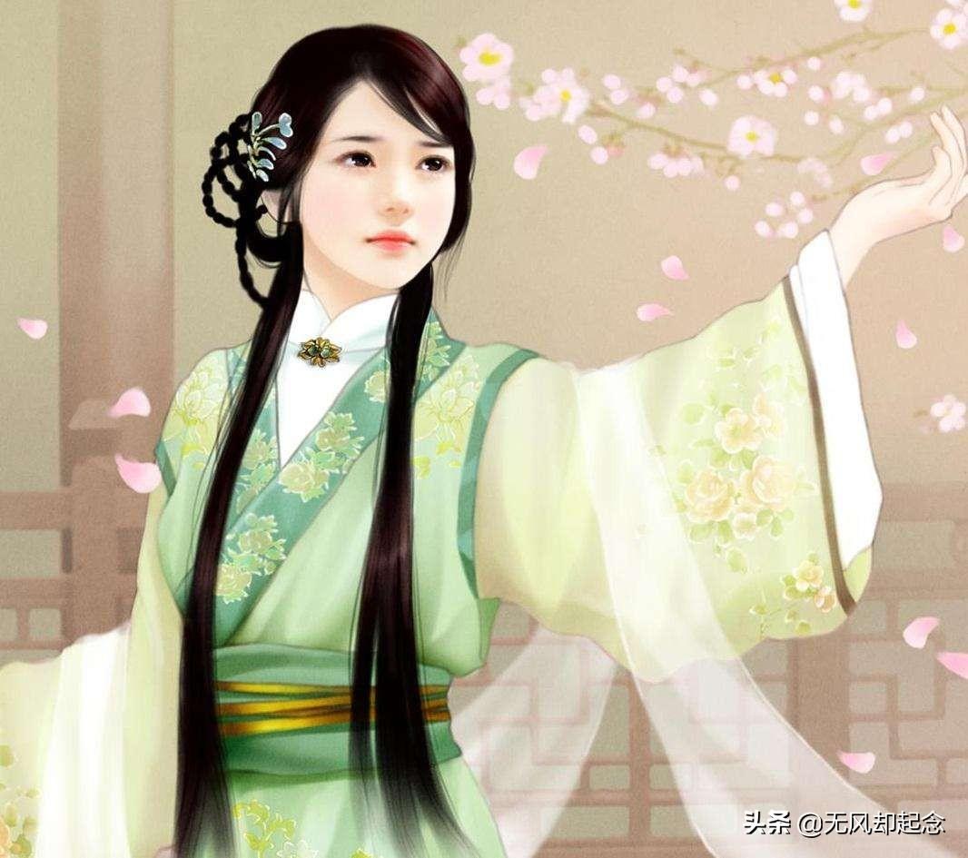 古代最肉麻的一首诗,作者是唐朝女道士,最后一句曾被周星驰借用