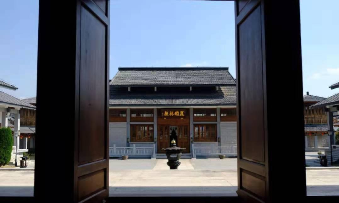 宁波旅游,梵音泠泠,洗涤焦躁的禅境养心之旅