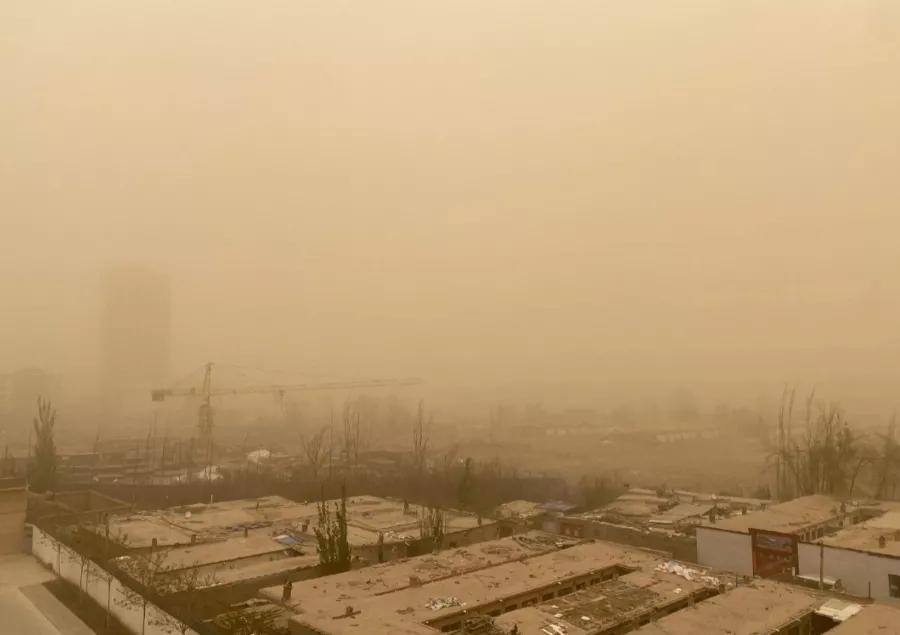 北方地区沙尘天气又双叒叕来了,扬尘污染防治系统——人造雾