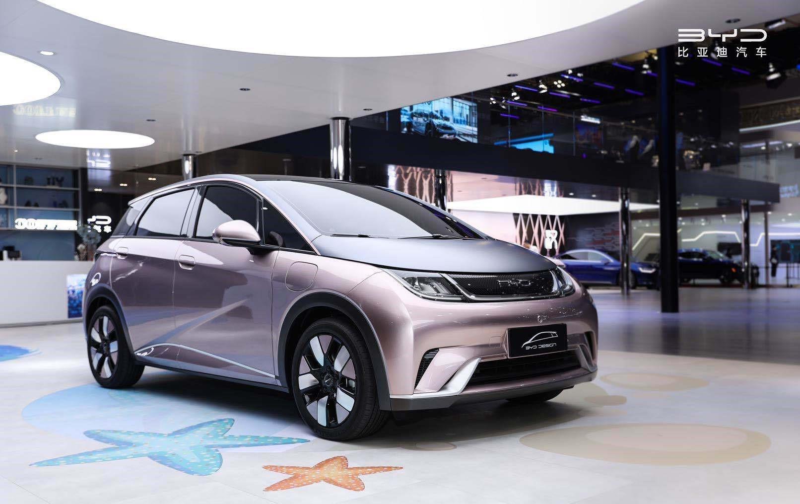 再度刷新中国纪录!比亚迪实现新能源乘用车月销三连冠
