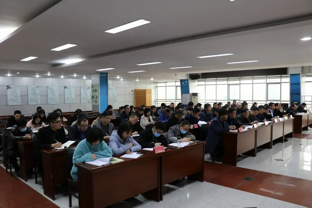 滨海县卫健委召开卫健系统党史学习教育动员会