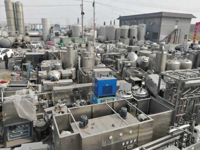 化工設備常用材料,性能特點分類全介紹