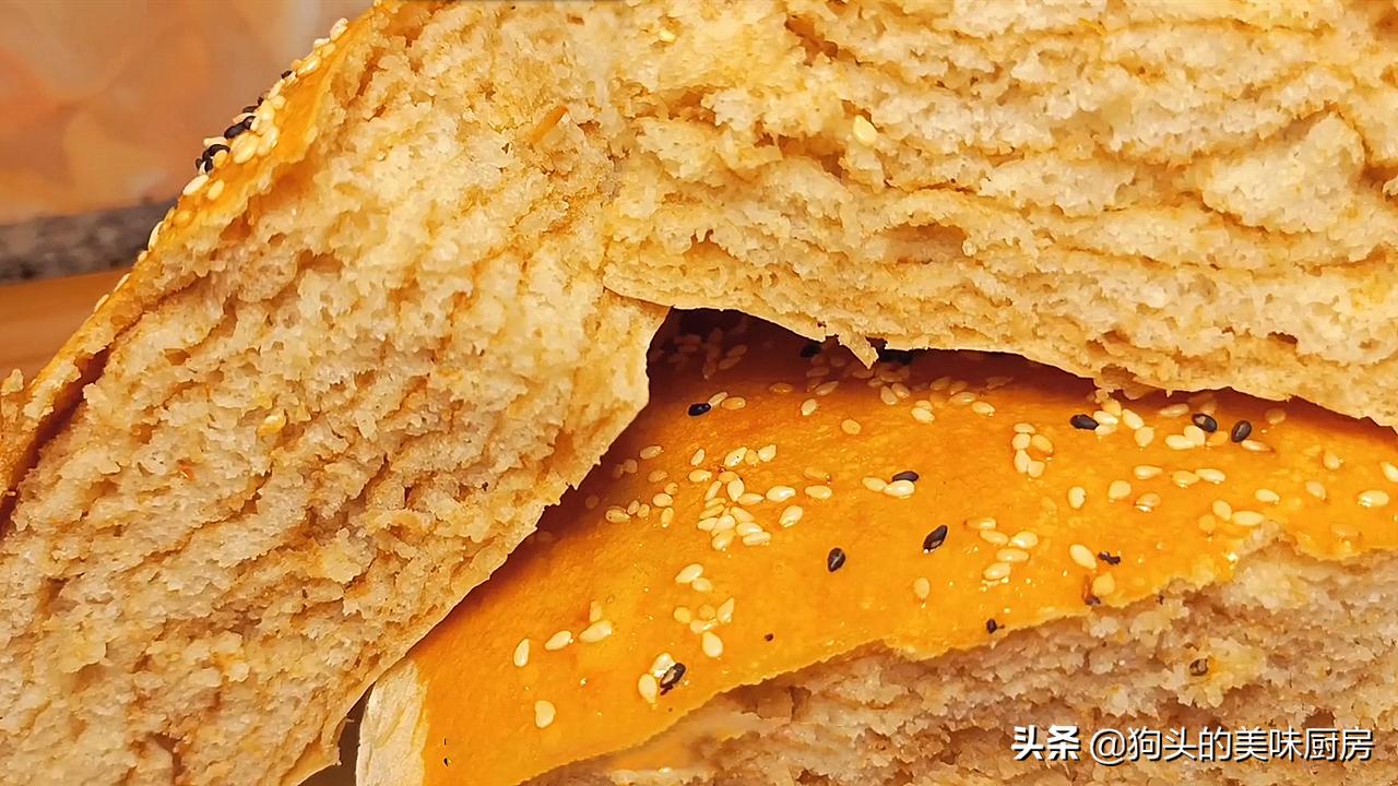 夏天面粉不要再蒸馒头了,教你好吃做法,比馒头简单,比面包松软 美食做法 第2张