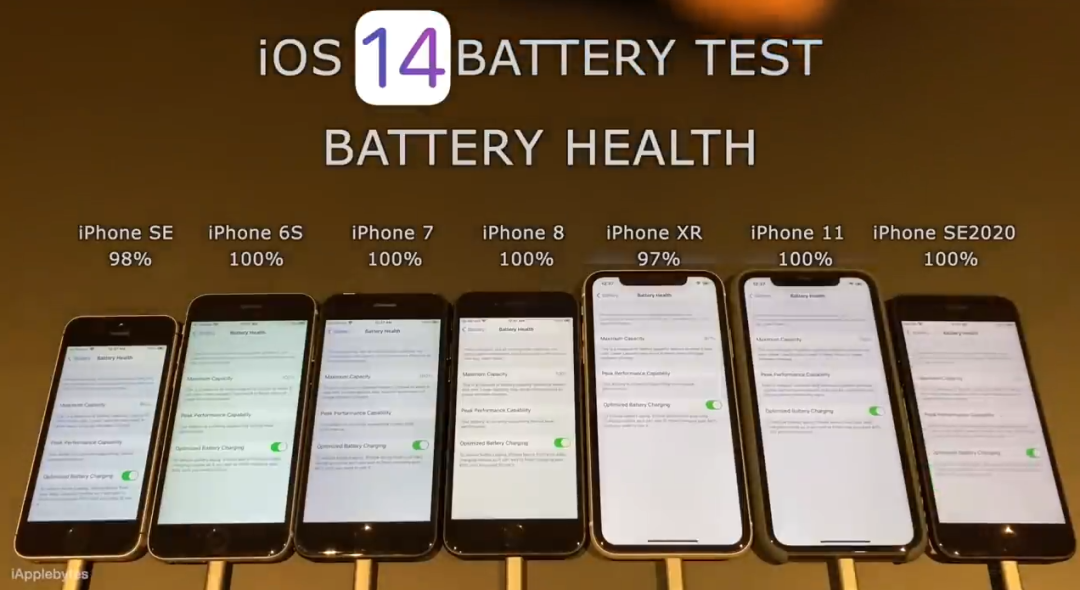 iOS 14.0 与 13.7 续航对比,值得升级吗?