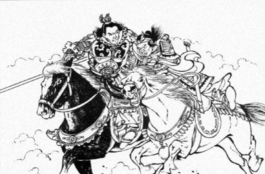 黄巢三猛将:最猛一位斩将380余员,李存孝半合擒他,给夹死了
