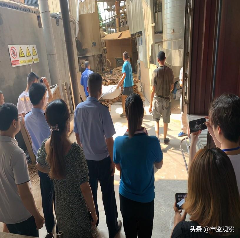 铁拳行动 乐山市夹江县销毁一批易制毒药品废料