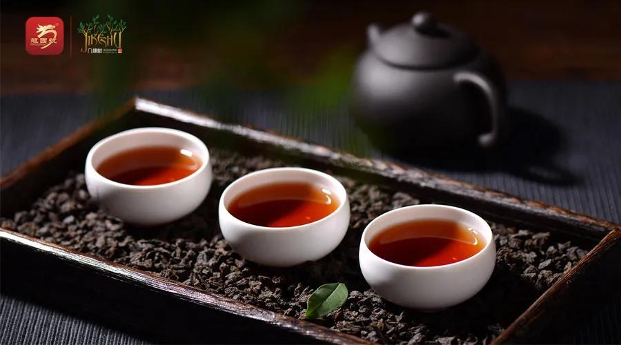 """普洱熟茶好不好,先看""""油""""不""""油"""""""