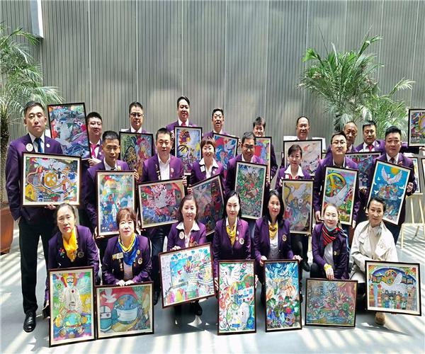 2020全国少年儿童世界和平海报吉林展区获奖作品巡展盛大起航
