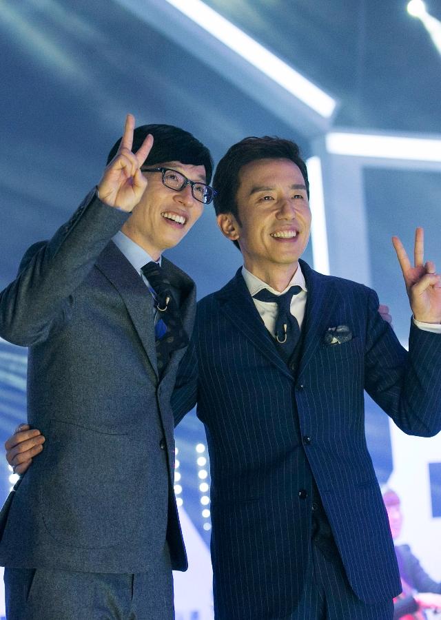 刘在石签约Antenna Music,柳熙烈成为他的新老板