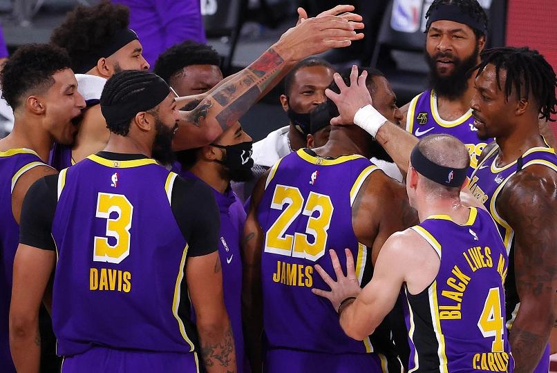 湖人的氛圍製造者,詹姆斯是如何團結隊友?美媒:他連隊友們家人的名字都知道!-黑特籃球-NBA新聞影音圖片分享社區