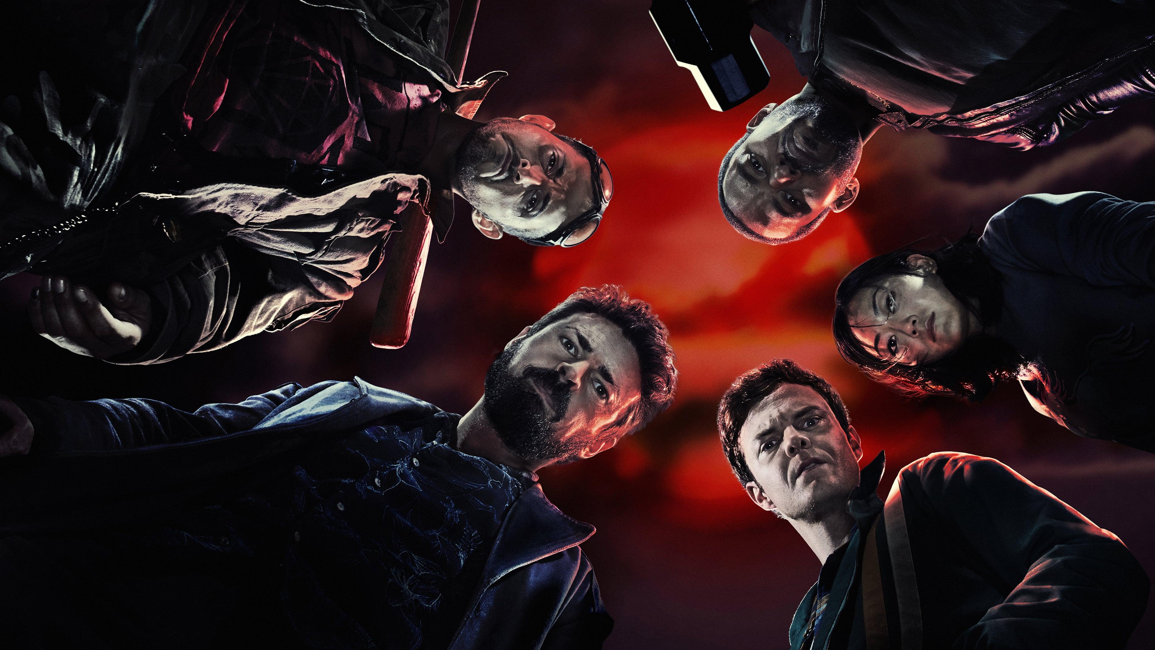 2020年最火爆10大剧集,《后翼弃兵》第六,《暗黑》仅第三