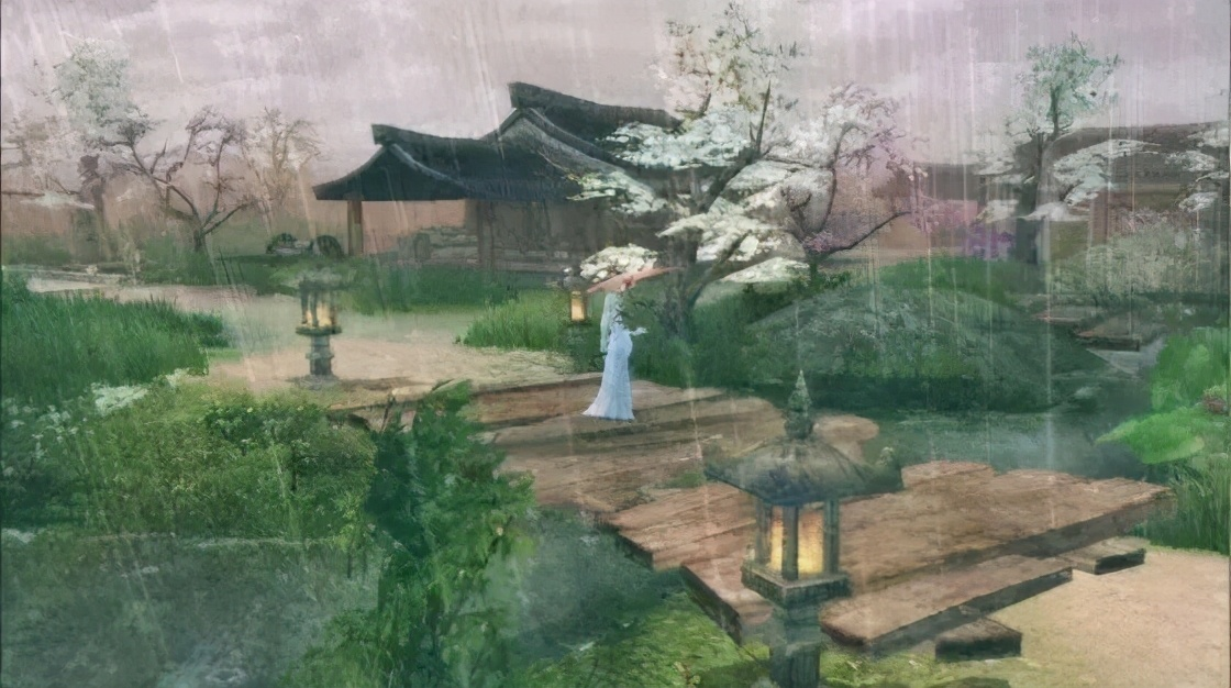 白居易、姜夔、陆游都在晚年思念初恋,谁的情和诗触动了你-第2张图片-诗句网