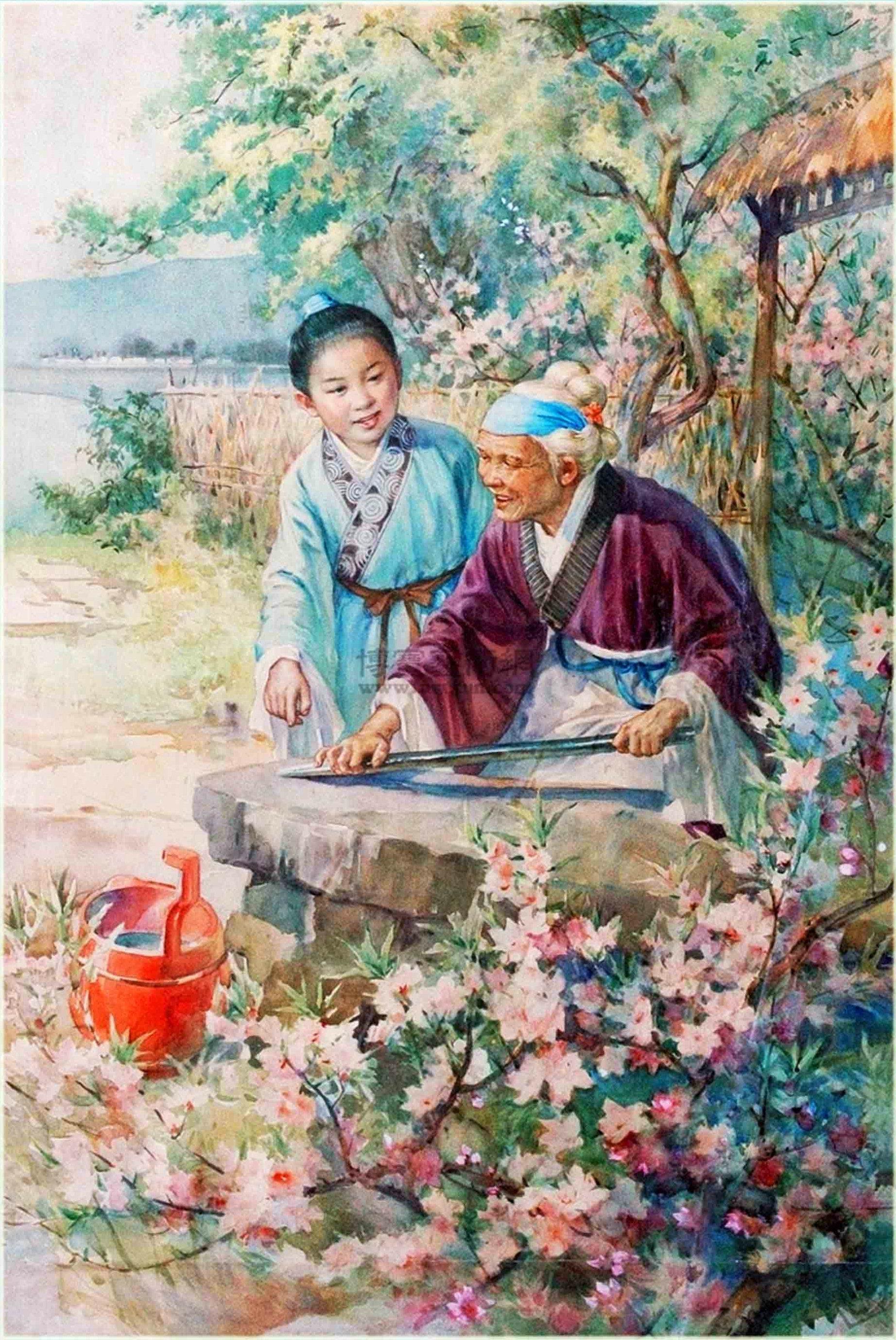 传统年画欣赏,张张精品,欢迎收藏