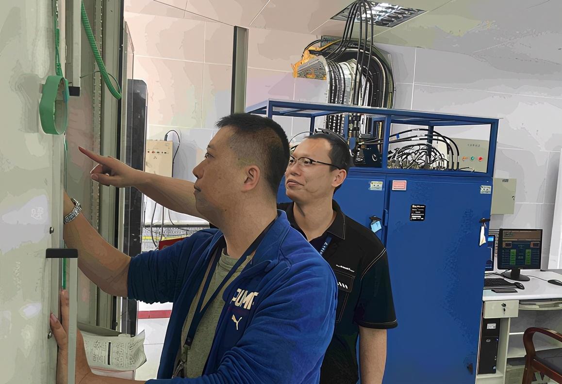 华北空管局通信网络中心完成所辖系统换季停机维护工作
