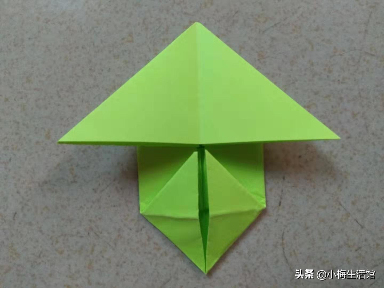 纸青蛙的折法图解简单易懂,怎么折跳得最远最高的