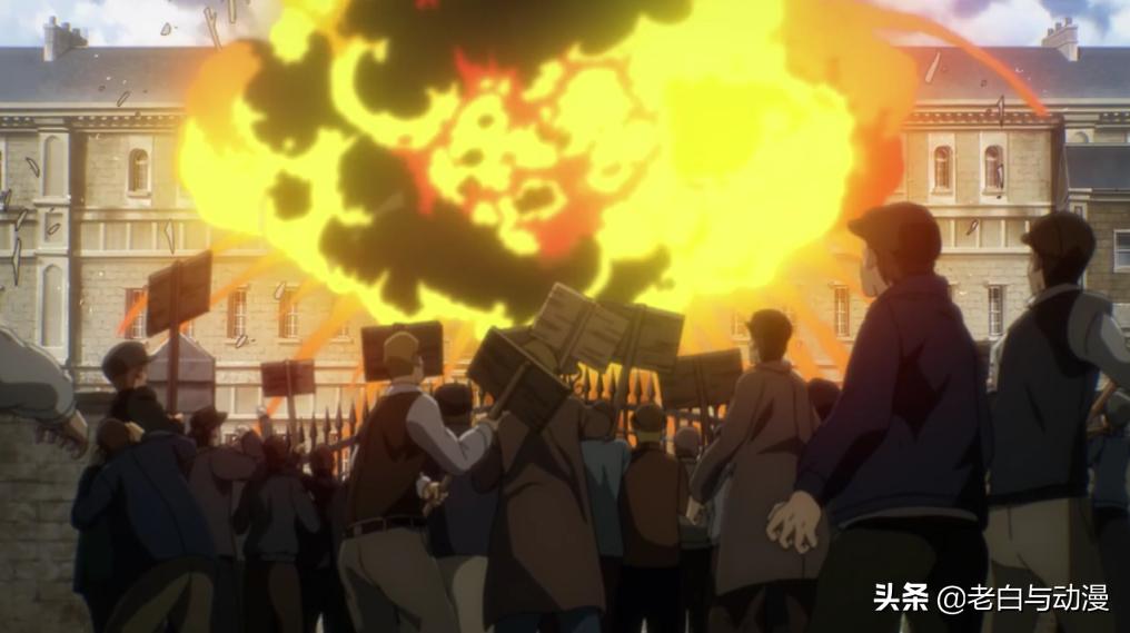巨人最終季第12集:帕拉迪島發生政變,艾倫越獄,皮克潛入帕島