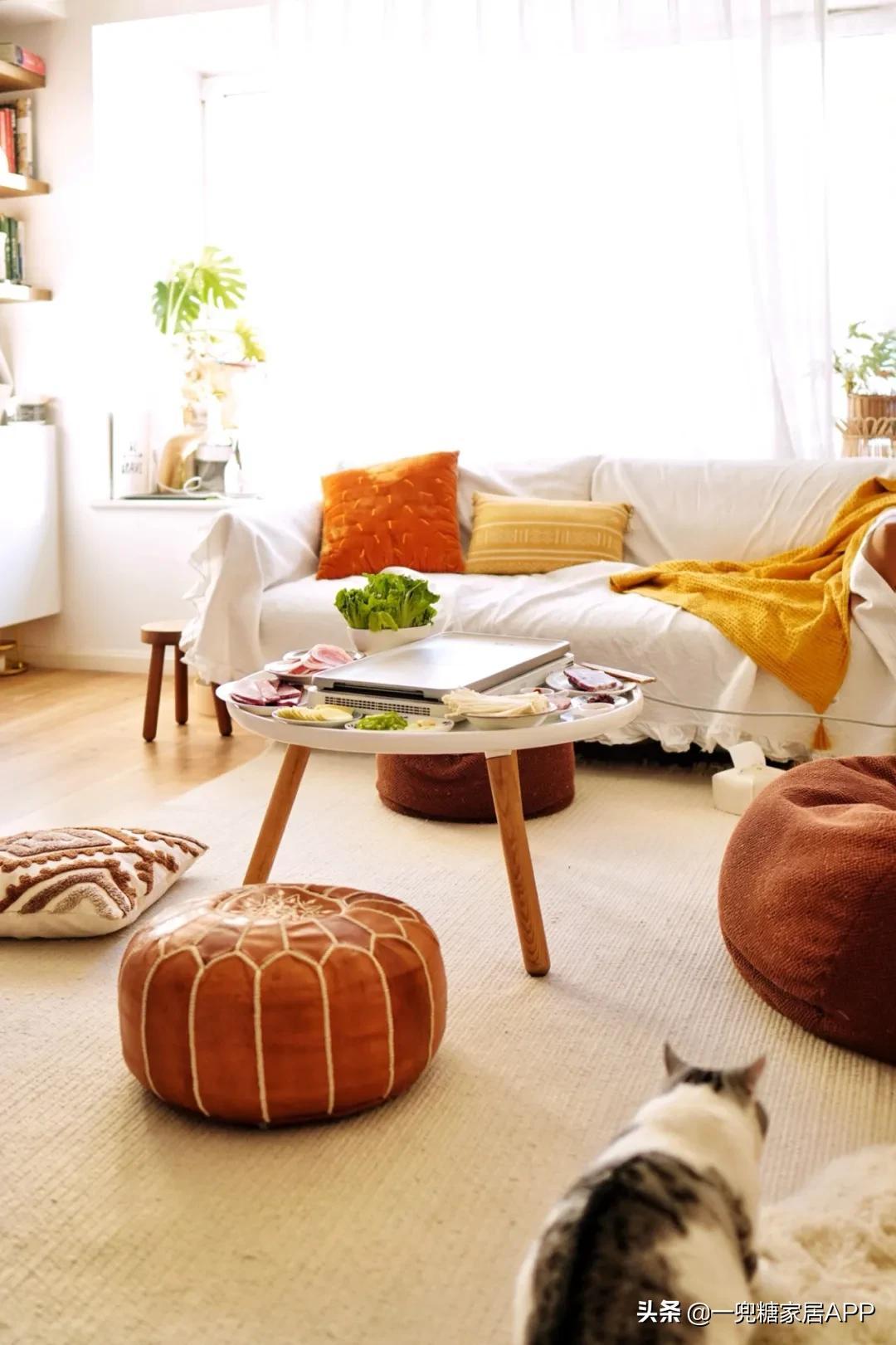 客厅装得够舒服,真能把房贷住回本