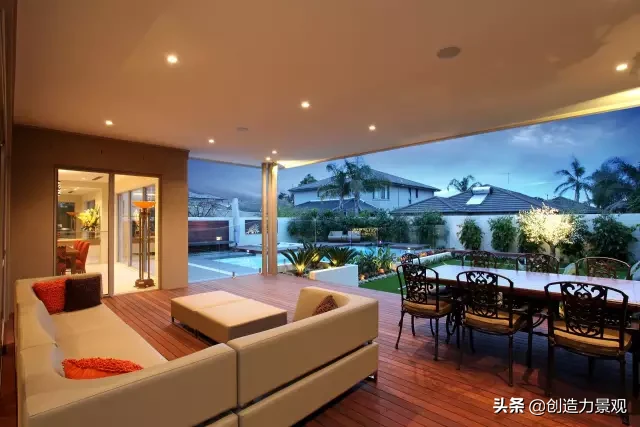 11个现代庭院景观设计方案,超养眼