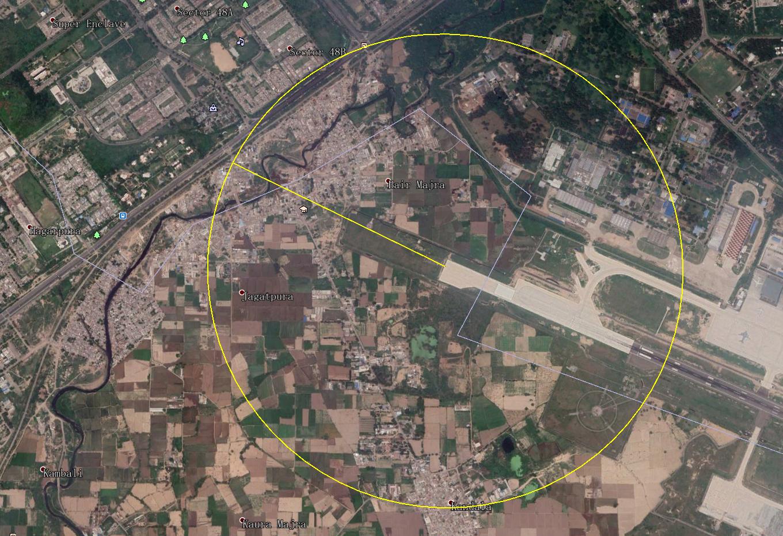 印度空军又整幺蛾子,机场周边1000米范围内不许卖肉