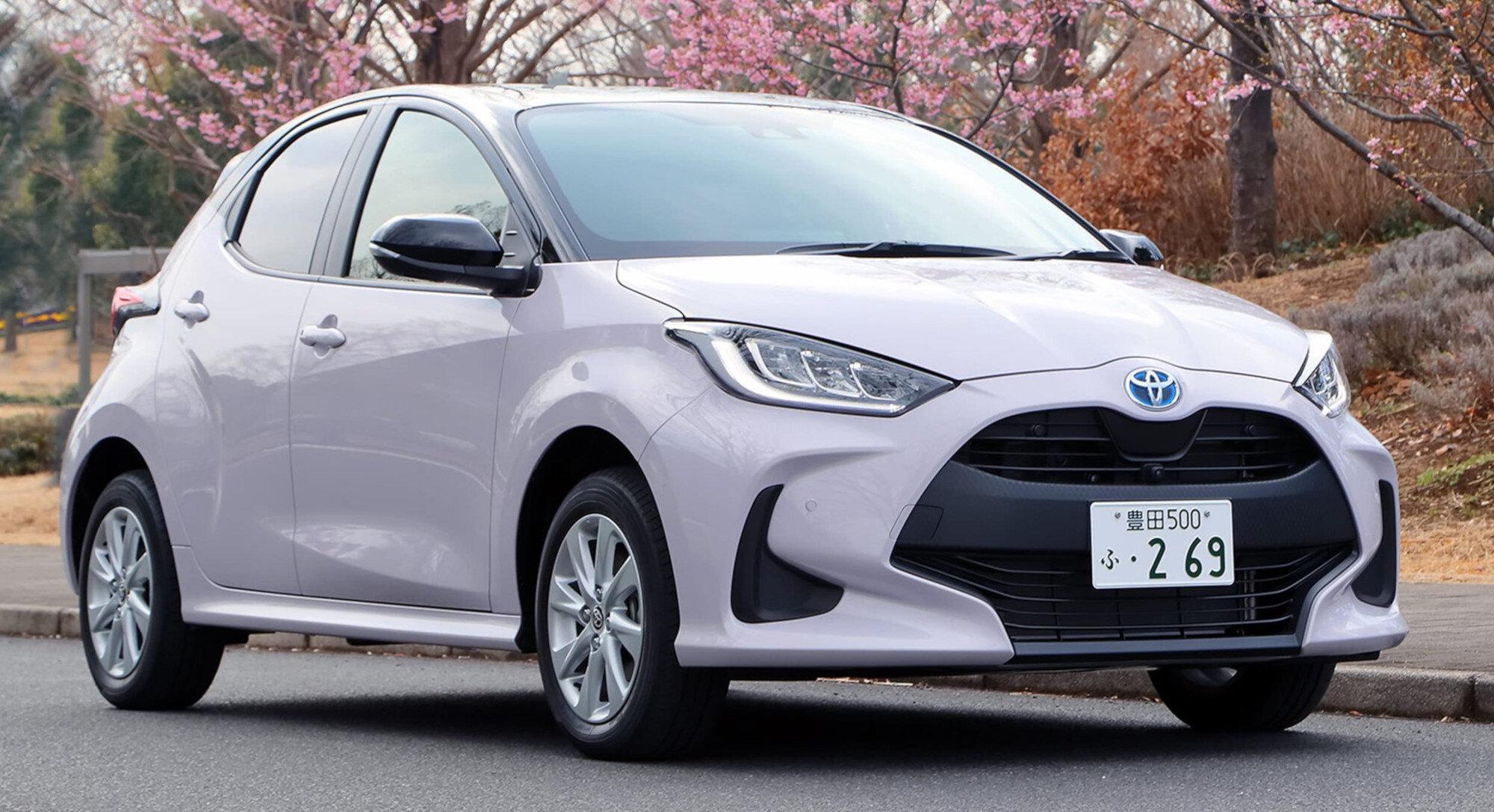 2020日本汽车十大最受欢迎汽车揭晓,年总销量下降11.5%