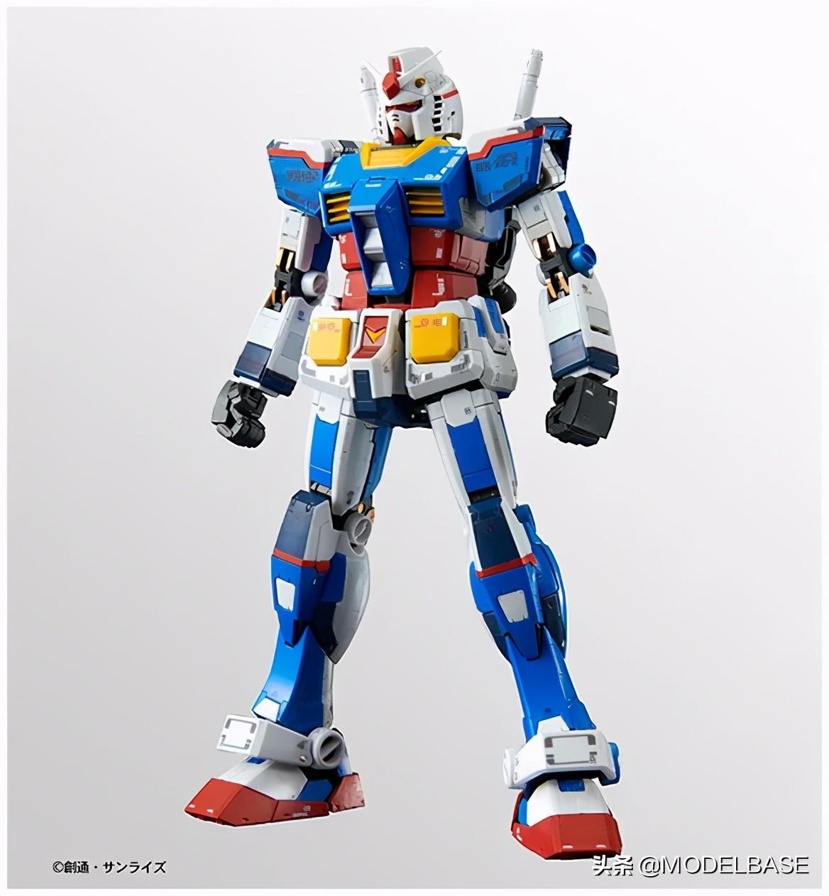 万代正式公布《Gundam Build Real》系列RG RX78商品化