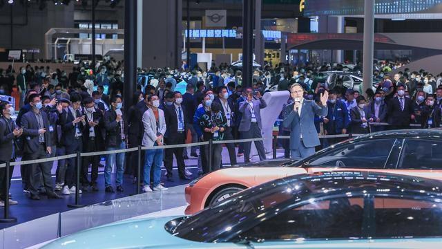 史无前例,一次亮相9台新车,恒大汽车的野心在哪?