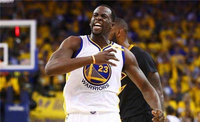 NBA球探报告:追梦——德雷蒙德·格林