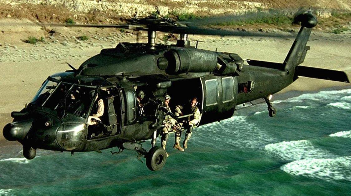 突发!一声巨响,黑鹰坠落,6名美国大兵丧命!到底是谁干的?