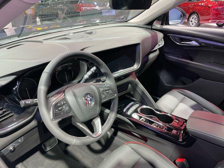 别克昂科威S正式上市 新增GS车型 售价21.99万元起