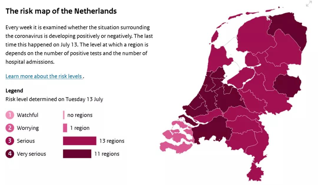 荷兰内阁为愚蠢付出代价,感染暴增五倍,民众认为政府不负责任
